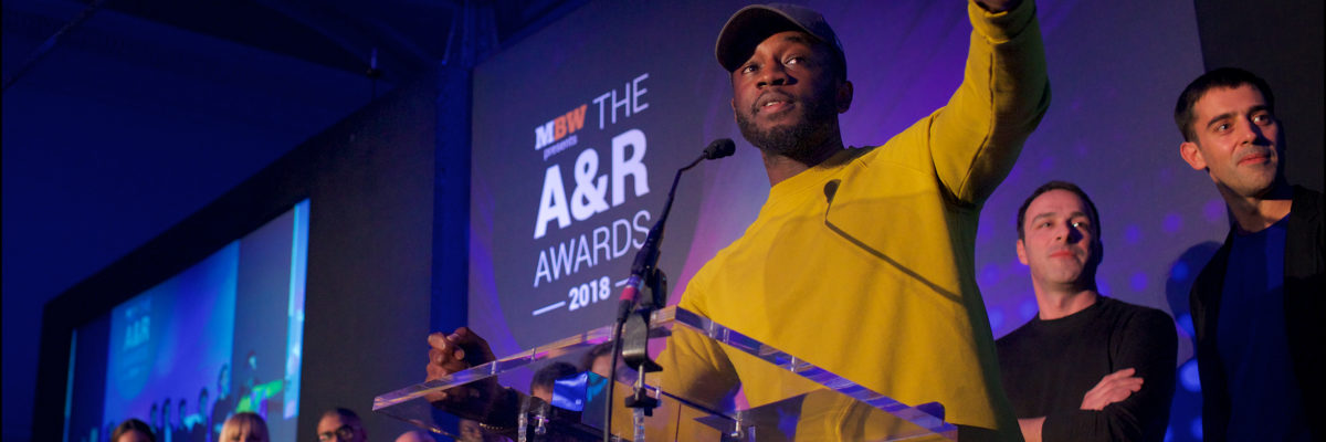 The A&R Awards 2018
