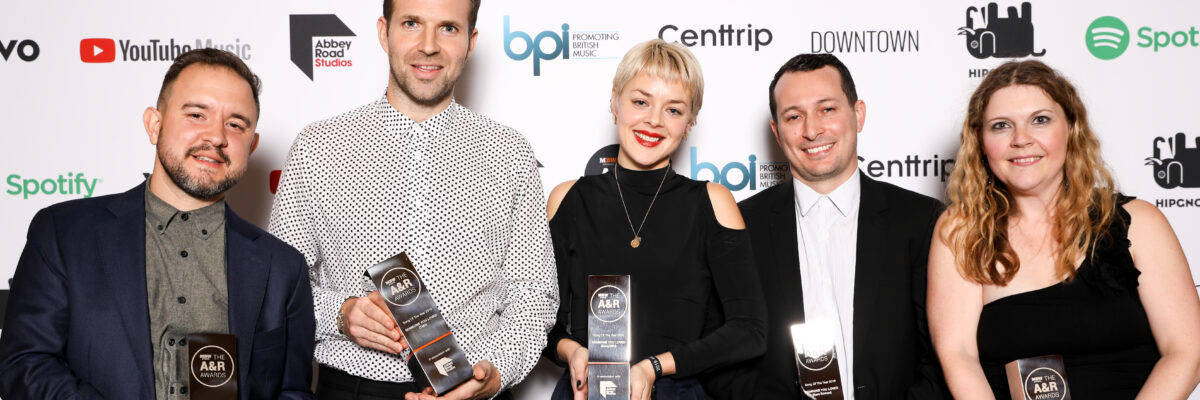 The A&R Awards in association with Abbey Road Studios